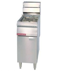 Gas Fryer